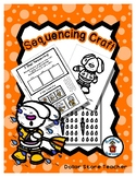 Sequencing Reader Mat & Craft Page - Barbie Bunny & the Ra