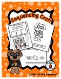 Sequencing Reader Mat & Craft Page - Deputy Digger Dog - I