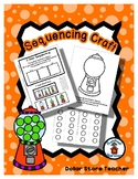 Sequencing Reader Mat & Craft Page - Gumball Machine - Emp