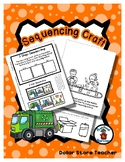 Sequencing Reader Mat & Craft Page - Recycle Process - Ear