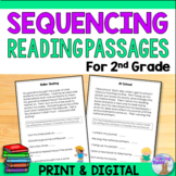 Sequencing Reading Passages (Distance Learning)