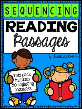 Sequencing Reading Passages