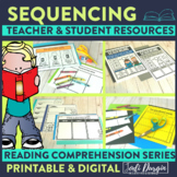 Sequencing | Reading Strategies | Digital and Printable