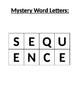 Sequencing Scavenger Hunt
