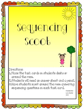 Sequencing Scoot