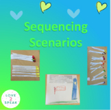 Sequencing Sentence Strips