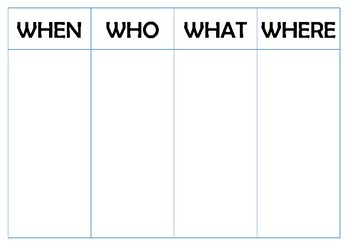 Sequencing Sentences Literacy Activity