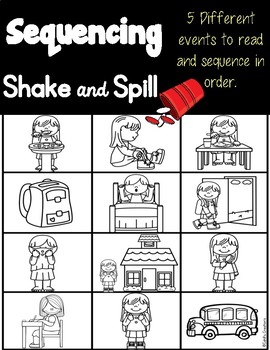 Sequencing Shake & Spill!