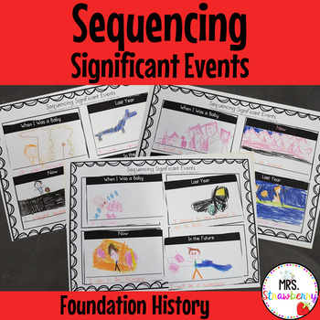 Sequencing Significant Events: History