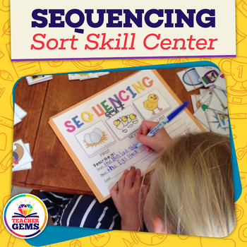 Sequencing Sort Writing Center