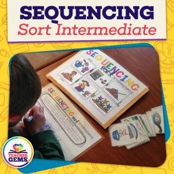 Sequencing Sort Skill Center Intermediate
