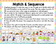 Sequencing Squirrel: Comprehension Strategy Bundle