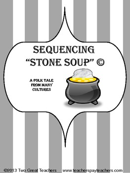 "Sequencing ""Stone Soup"""