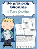 Sequencing Stories ~ 6 Part Stories