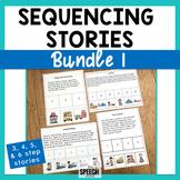 Sequencing Stories Bundle 1