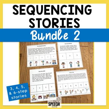 Sequencing Stories Bundle 2