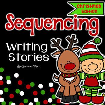 Sequencing Stories {Christmas Edition}