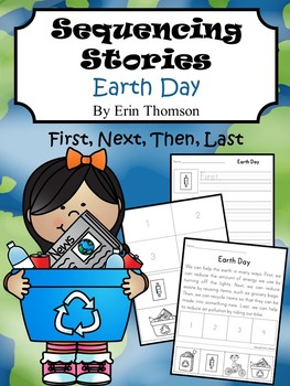 Sequencing Stories ~ Earth Day