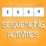 Sequencing Stories Worksheets Mini Pack