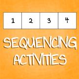 Sequencing Stories Worksheet Packet