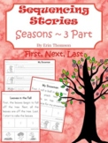 Sequencing Stories ~ Seasons {3-Part Stories}