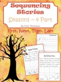 Sequencing Stories ~ Seasons {4 Part Stories}