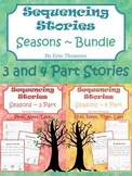 Sequencing Stories ~ Seasons Bundle {3 and 4 Part Stories}