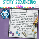Sequencing Stories  Winter Themed
