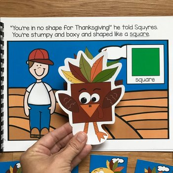 Sequencing Stories for Thanksgiving