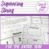 Sequencing Stories for the entire year