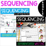 Sequencing Stories with Pictures 3, 4, 5, and 6 Steps BUNDLE