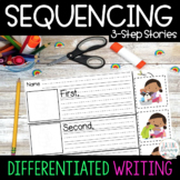 Sequencing Stories with Pictures 3 Steps