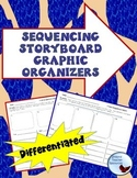 Sequencing Storyboard Graphic Organizers