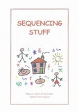 Sequencing Stuff - procedures, story writing and problem solving