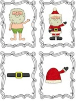 Christmas:  Sequencing Task Cards