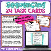 Sequencing Task Cards for Reading Comprehension