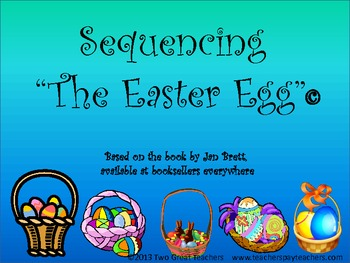 "Sequencing ""The Easter Egg"""