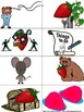"""Sequencing """"The Little Mouse, the Red Ripe Strawberry, and the Big Hungry Bear"""""""