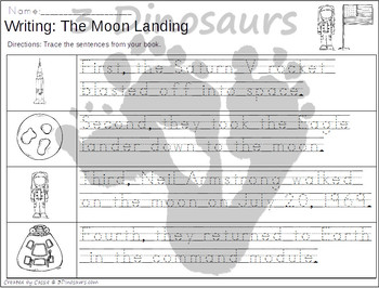 Sequencing: The Moon Landing