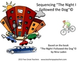 "Sequencing ""The Night I Followed the Dog"""