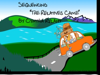"""Sequencing """"The Realtives Came"""""""