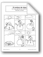 Sequencing: The Snowman
