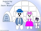"Sequencing ""The Three Snow Bears"" by Jan Brett"