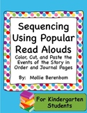 Sequencing Using Read Alouds: Kindergarten