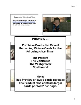 Sequencing Using Short Films