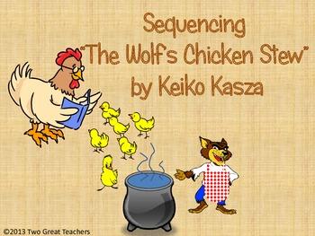 """Sequencing """"Wolf's Chicken Stew"""""""