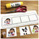 Sequencing Worksheets & Boom Cards™ BUNDLE -4 & 5 Step Tasks- Pictures & Stories