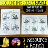Sequencing Worksheets Bundle