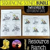 Sequencing Worksheets Bundle