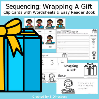 Sequencing: Wrapping a Gift